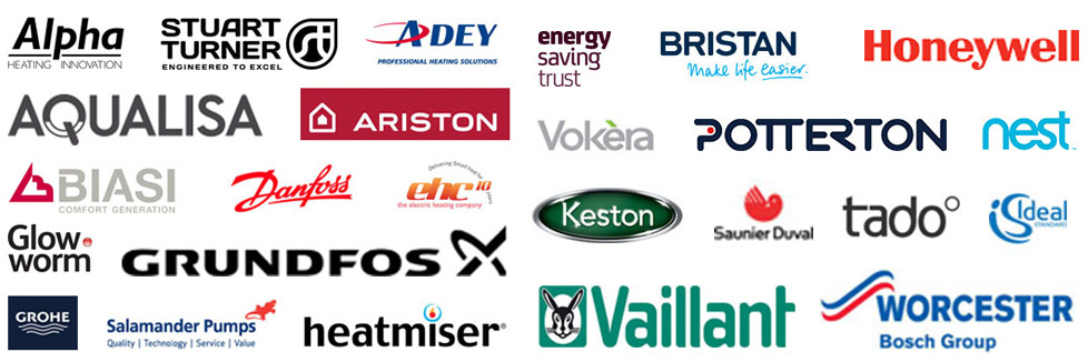 list of boiler providers we work with
